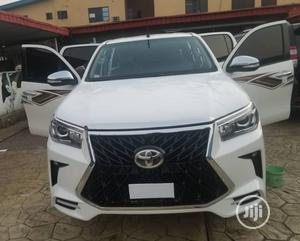 New Toyota Hilux 2020 White | Cars for sale in Lagos State, Ogba