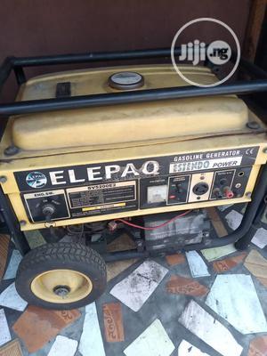 Elepaq Extendo Power Generator 4.0kva | Electrical Equipment for sale in Lagos State, Ajah