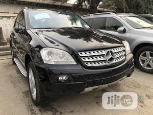 Mercedes-Benz M Class 2008 ML 350 4Matic Black | Cars for sale in Lagos State, Apapa