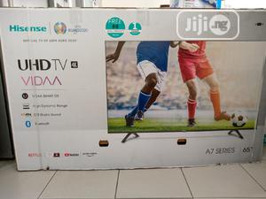 65 Inches Smart Hisense Television   TV & DVD Equipment for sale in Rivers State, Port-Harcourt