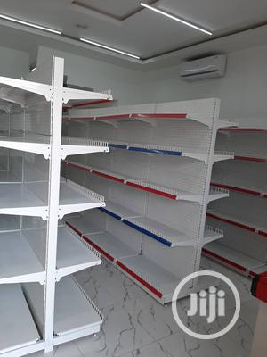 Double Supermarket Shelf | Store Equipment for sale in Abuja (FCT) State, Jabi