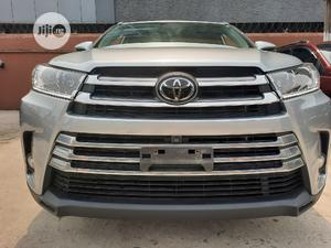 Toyota Highlander 2018 Silver   Cars for sale in Lagos State, Amuwo-Odofin