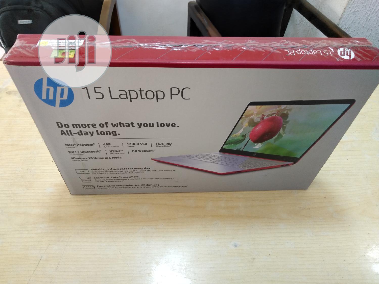 Archive: New Laptop HP 15-f272wm 4GB Intel Pentium SSD 128GB