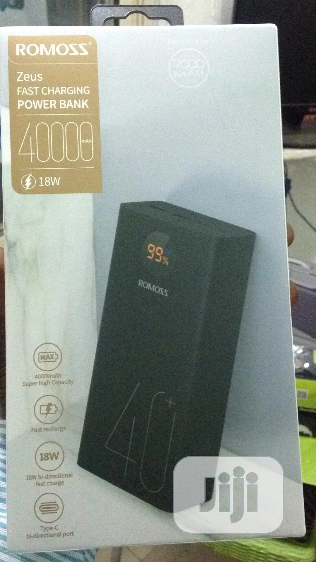 40000mah Romoss Power Bank