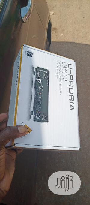 Behringer UMC22 Soundcard | Musical Instruments & Gear for sale in Lagos State, Ikeja