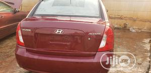 Hyundai Accent 2009 1.3 GLS Red | Cars for sale in Lagos State, Lekki