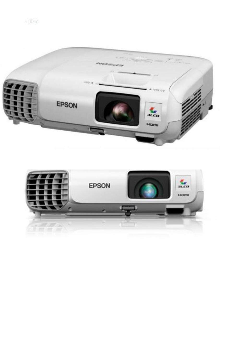 Super Super Bright Epson Projector   TV & DVD Equipment for sale in Kosofe, Lagos State, Nigeria