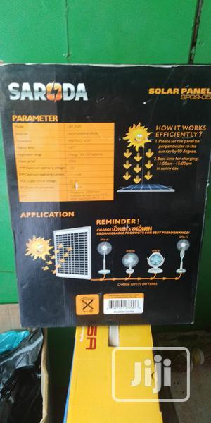 Rechargeable Fan Solar Panel | Solar Energy for sale in Lagos State, Ikorodu
