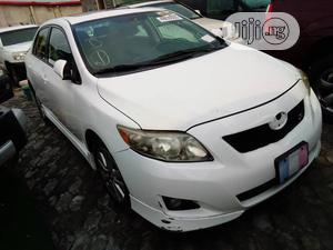 Toyota Corolla 2010 White | Cars for sale in Lagos State, Lekki