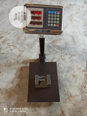 100kg Camry Electronic Platform Scale   Store Equipment for sale in Lagos State, Lagos Island (Eko)