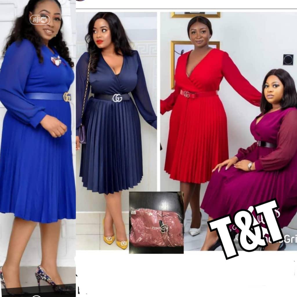 Quality Female Turkey Gown | Clothing for sale in Ojodu, Lagos State, Nigeria