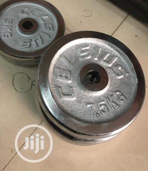 Barbell Plate (Per Kg) | Sports Equipment for sale in Lagos State, Ikoyi