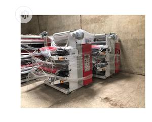 YT2100 Flexographic 2 Colors Nylon Printing Machine | Manufacturing Equipment for sale in Lagos State, Ikeja