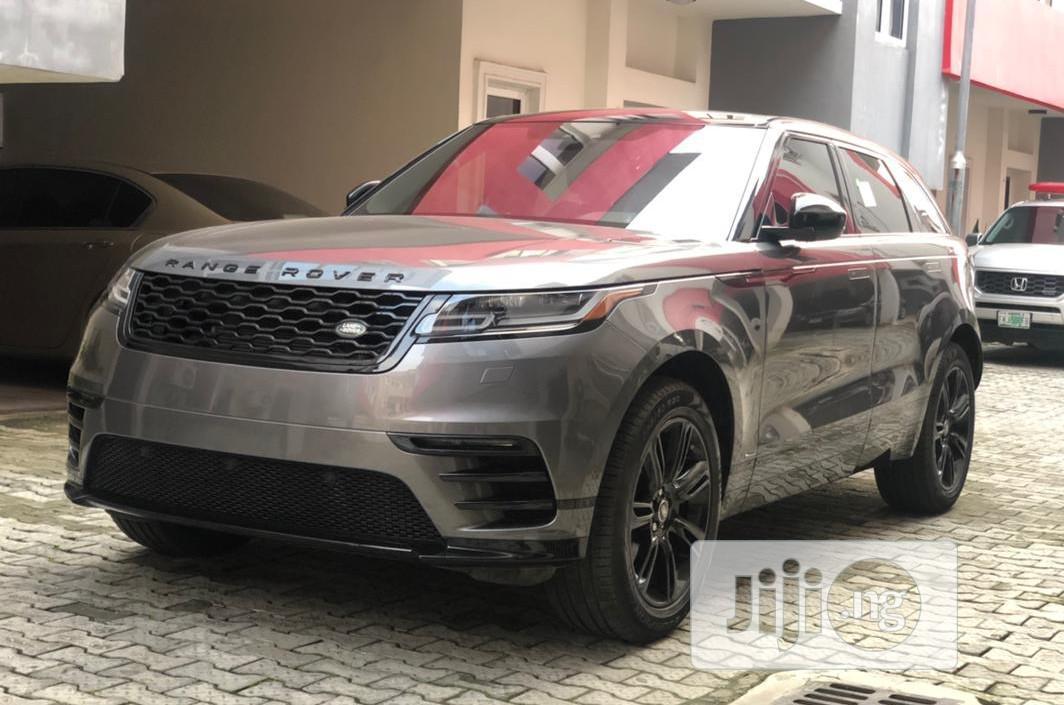 Land Rover Range Rover Velar 2018 Gray   Cars for sale in Lekki, Lagos State, Nigeria