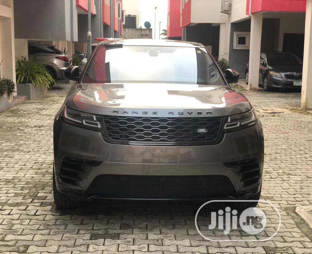 Land Rover Range Rover Velar 2018 Gray