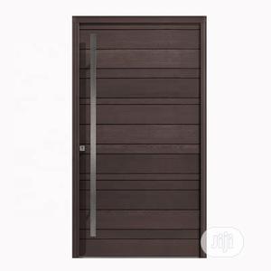 Front Entrance Door Hardwood | Doors for sale in Lagos State, Lekki