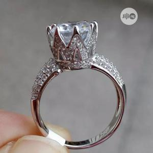 Sterling Silver Proposal Ring | Wedding Wear & Accessories for sale in Oyo State, Ibadan