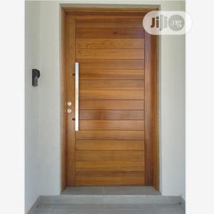 Hardwood Entrance and Interior Door   Doors for sale in Lagos State, Lekki