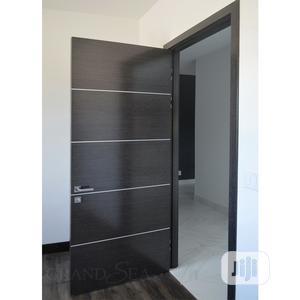 Hardwood Entrance Door   Doors for sale in Lagos State, Victoria Island