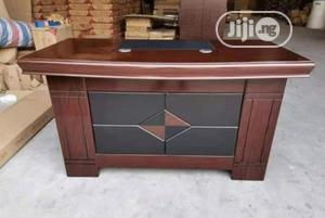 Super Quality Imported Executive Office Table (Length:140cm)   Furniture for sale in Lagos State, Lekki