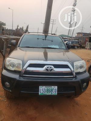 Toyota 4-Runner 2007 Black   Cars for sale in Lagos State, Ikorodu