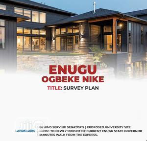 Survey Plan   Land & Plots For Sale for sale in Enugu State, Enugu