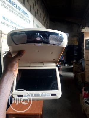 Roof Dvd Player With Usb And Sd Card   Vehicle Parts & Accessories for sale in Lagos State, Mushin