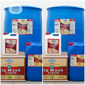 Rig Wash Industrial Cleaner   Vehicle Parts & Accessories for sale in Delta State, Warri