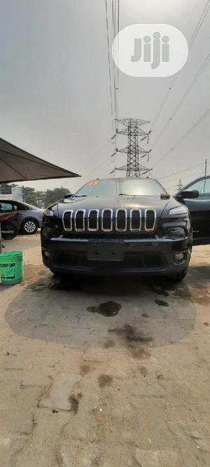 Jeep Cherokee 2015 Black   Cars for sale in Lagos State, Ajah