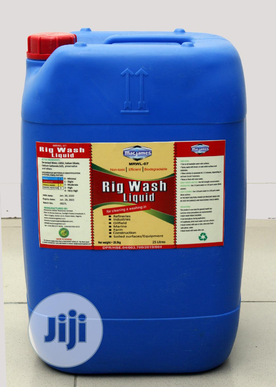 Rig Wash Utimate Cleaner