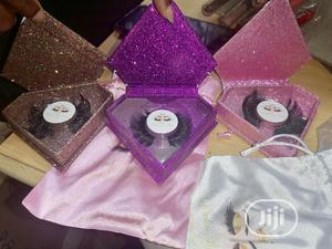 100% Human Hair Lashes | Makeup for sale in Lagos State, Amuwo-Odofin