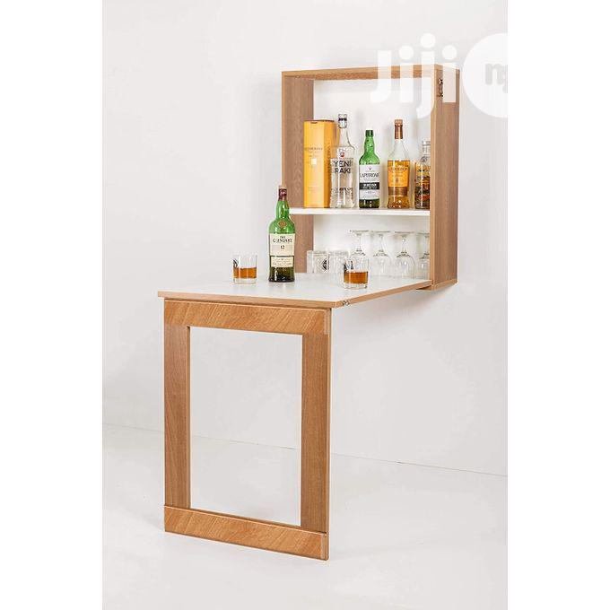 Laptop Dining Table Foldable Wall Mounted Storage Cabinet   Furniture for sale in Lagos Island (Eko), Lagos State, Nigeria