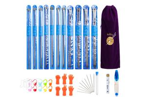 Knitting Needles Sets Crochet Hooks | Arts & Crafts for sale in Lagos State, Abule Egba