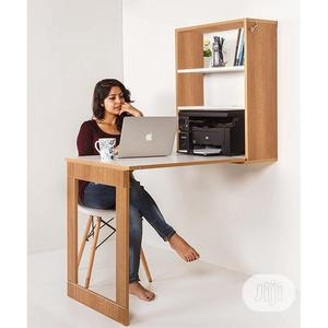 Storage Cabinet Foldable Wall Mounted PC Study Dining Table | Furniture for sale in Lagos State, Apapa