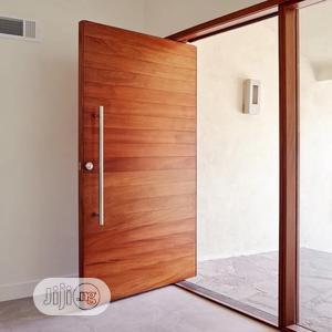 Hardwood Front Door   Doors for sale in Lagos State, Lekki