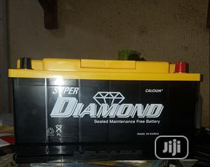 Original 100ah Diamond Battery,At Wholesale Prize | Vehicle Parts & Accessories for sale in Lagos State, Maryland