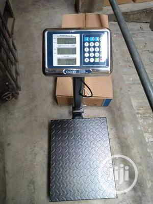 150kg Double Display Camry Platform Digital Weighing Scale | Store Equipment for sale in Lagos State, Lagos Island (Eko)