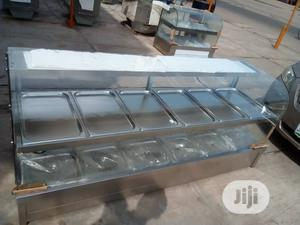 6 Plates Food Warmer Up And Down   Restaurant & Catering Equipment for sale in Lagos State, Ojo