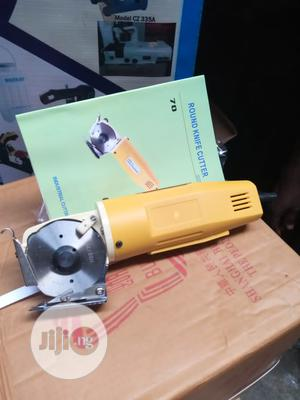 Portable Round Cutting Machine | Electrical Hand Tools for sale in Lagos State, Lagos Island (Eko)