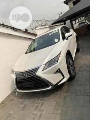 Lexus RX 2018 350 AWD White | Cars for sale in Lagos State, Surulere