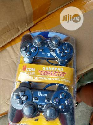 Game Pad Double Shock Controller | Video Game Consoles for sale in Lagos State, Ikeja