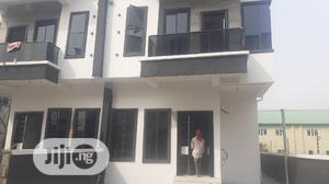 Brown New 4bedroom Sime-detach Duplex With A Bq Inside Oral   Houses & Apartments For Rent for sale in Lagos State, Lekki