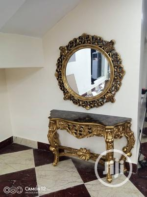 Quality Dressing Mirror Console Table   Furniture for sale in Abuja (FCT) State, Central Business District
