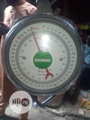 200kg Diamond Hanging Weighing Scale   Store Equipment for sale in Lagos State, Lagos Island (Eko)