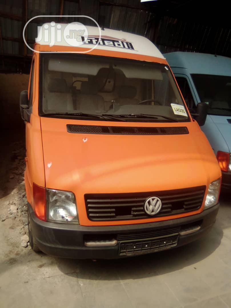 Lt 35 Volkswagen Bus Petrol Engine