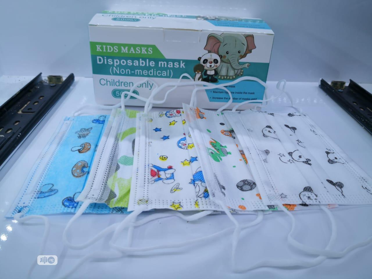"""Archive: Children 3ply Nose Mask """"Dutch Stores"""" 40 Packs In A Carton"""