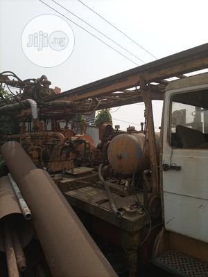 Drilling Rig 1989 Yellow For Sale   Heavy Equipment for sale in Lagos State, Ifako-Ijaiye