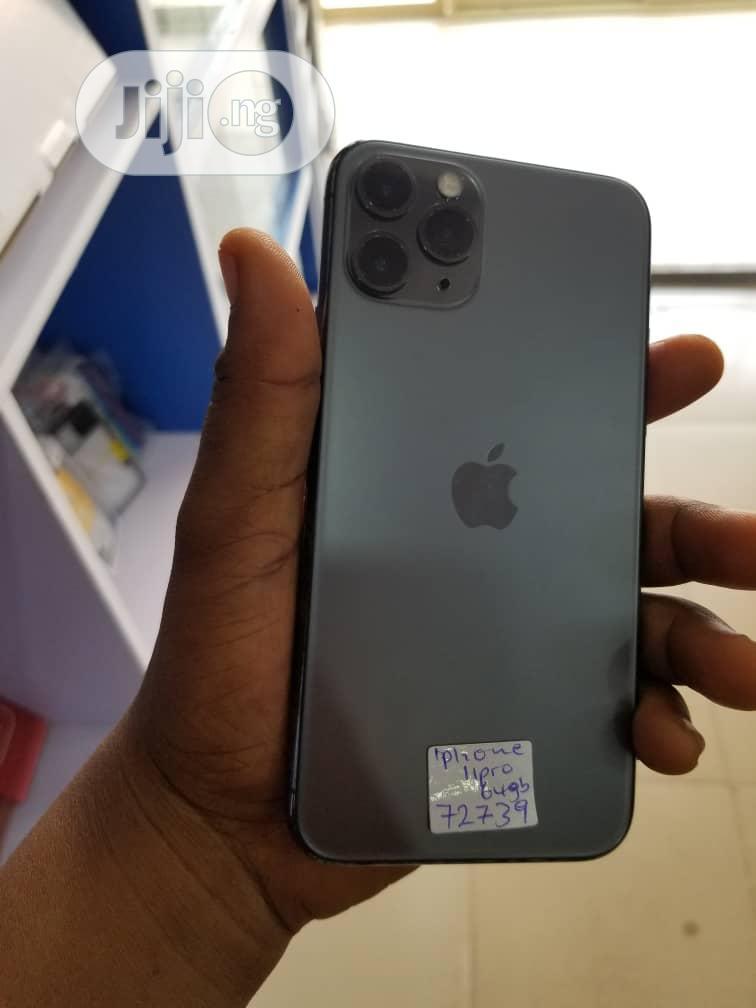 Apple iPhone 11 Pro 64 GB Green