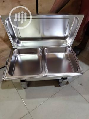 Chaffing Dishes Double Trays | Kitchen Appliances for sale in Lagos State, Ojo