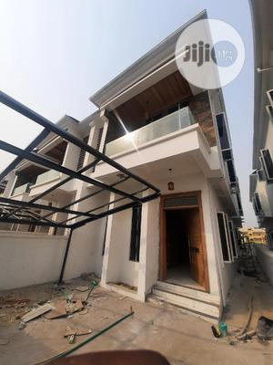 Spaciously Built 4 Bedroom Semi-detached Duplex For Sale | Houses & Apartments For Sale for sale in Lekki, Ikota